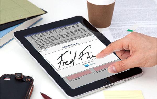 НБУ урегулировал использование электронной подписи в кассовых операциях