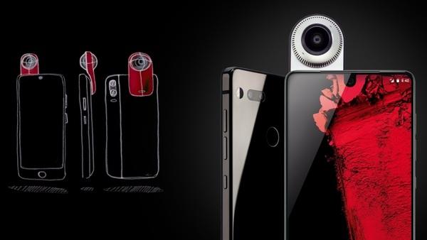 Cоздатель Android Энди Рубин открыл предзаказ на свой смартфон Essential