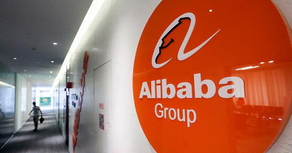 Рыночная стоимость Alibaba достигла рекордной отметки