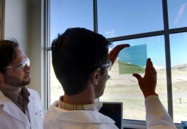 Американцы создали жидкое прозрачное покрытие, превращающее окна в солнечные панели