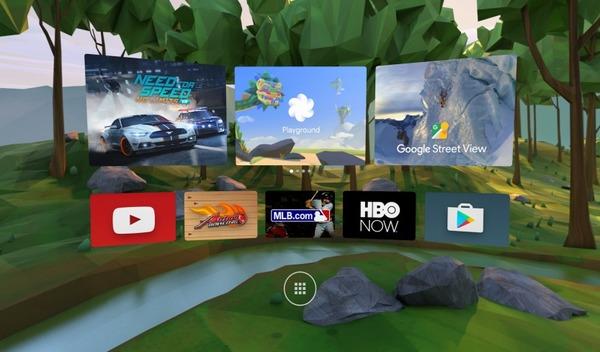 Google показал платформу виртуальной реальности Daydream