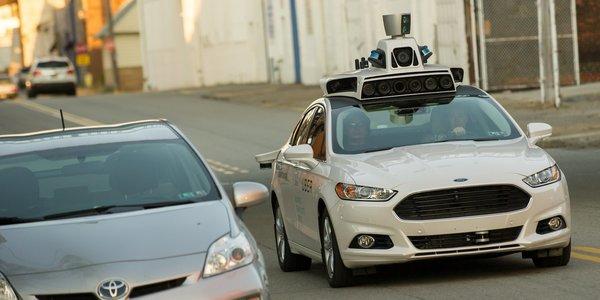 Предварительное расследование не выявило вины робомобиля Uber в смертельной аварии