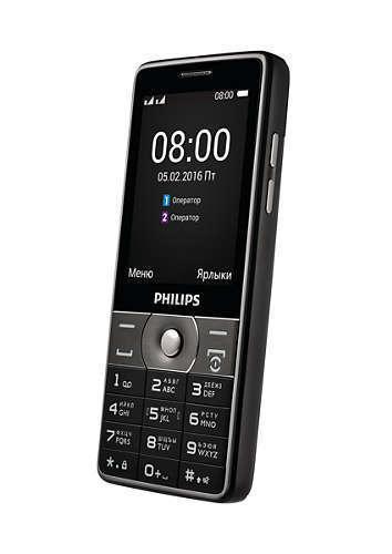 Philips выпустил долгоживущий телефон