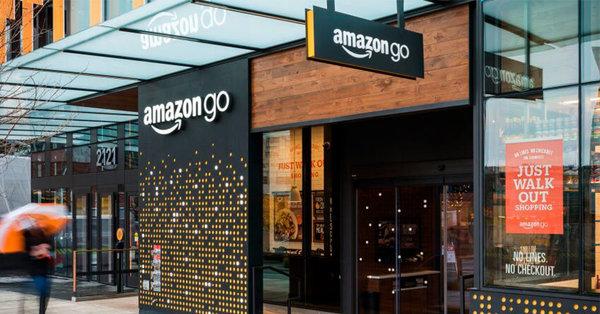 Amazon откроет 15 физических магазинов в Европе