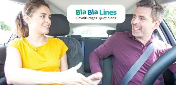 BlaBlaCar представил новый сервис BlaBlaLines