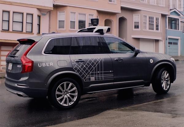 В Uber назвали обвинения Waymo в краже технологий автопилотирования ложью