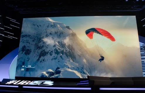 Ubisoft представил необыкновенную спортивную игру, разработанную при участии украинцев