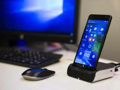 Microsoft и HP выпустят новый смартфон на Windows 10