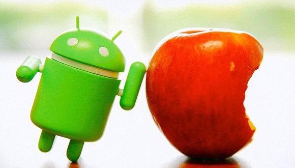 Android продолжает уверенно лидировать на рынке мобильных ОС