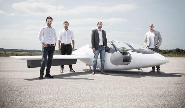 Создатели летающего электромобиля Lilium привлекли $90 млн инвестиций