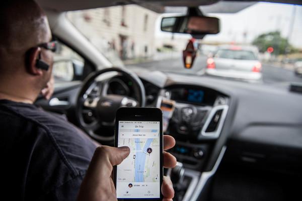 В первом полугодии убыток Uber составил более миллиарда долларов