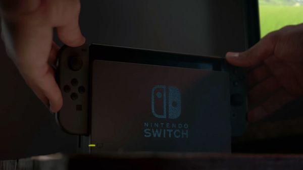 Nintendo Switch будет вдвое мощнее, находясь в док-станции