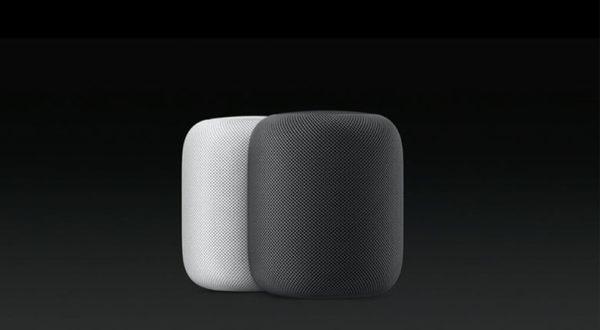 Стали известны некоторых особенностях Apple HomePod