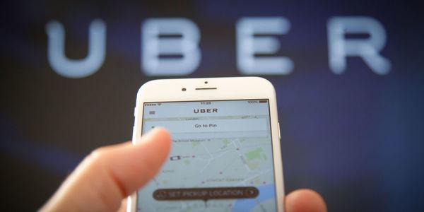 Uber следит за экранами пользователей iPhone в фоновом режиме