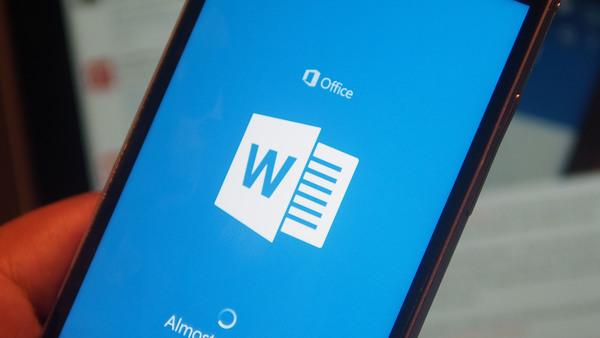 Word для Android начал открывать PDF-файлы