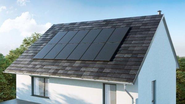Nissan решила как и Tesla заняться «солнечными» крышами