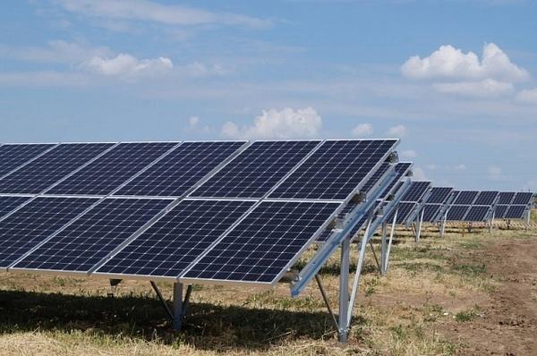 В Днепре планируют построить большую солнечную электростанцию