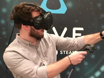 HTC Vive – самая популярная VR-гарнитура в Steam
