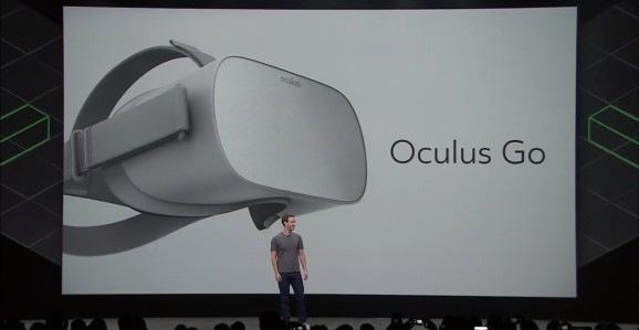 Facebook представила первый автономный шлем виртуальной реальности