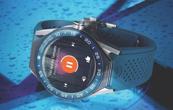 Tag Heuer представил модульные смарт-часы за $1600