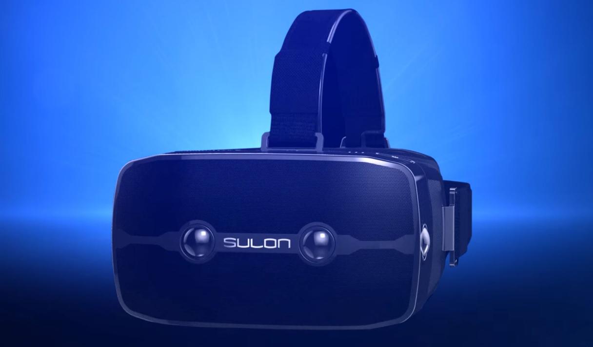Разработан шлем виртуальной реальности со встроенным компьютером