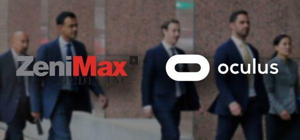 Zenimax будет добиваться запрета на продажи определенных продуктов Oculus VR