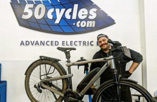 Создан велосипед для майнинга криптовалюты