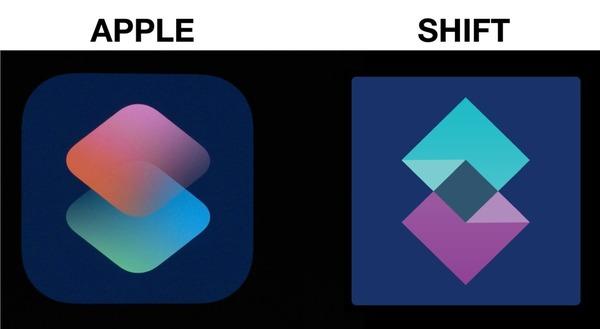 Apple обвинили в краже логотипа