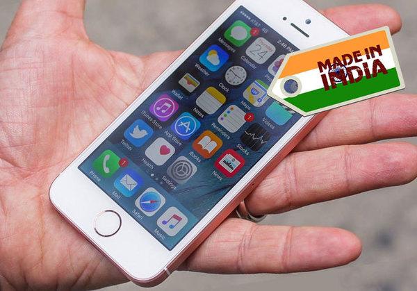 iPhone SE станет первым смартфоном Apple, выпускаемым в Индии