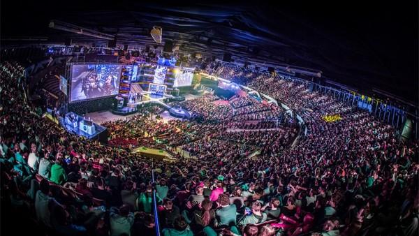 Киберспорт может стать официальной дисциплиной на Олимпийских играх 2024 года