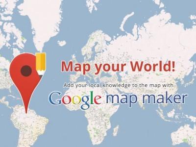 Google объявил о закрытии сервиса Map Maker