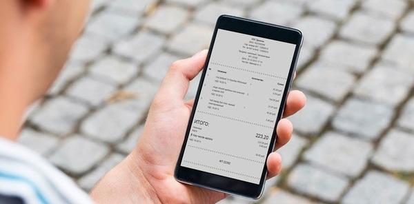 В Украине вводят «электронный чек». Продавцы смогут заменить кассовые аппараты смартфонами
