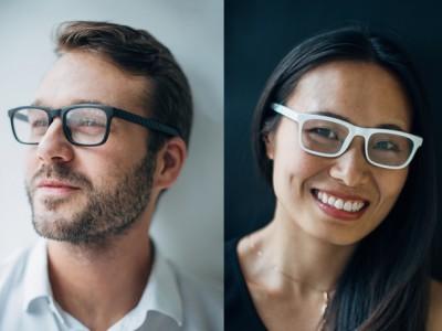 Американский стартап Vue разработал смарт-очки, внешне не отличающиеся от обычных