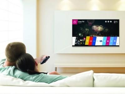 LG представил операционную систему для смарт-телевизоров, совместимую с Интернетом вещей