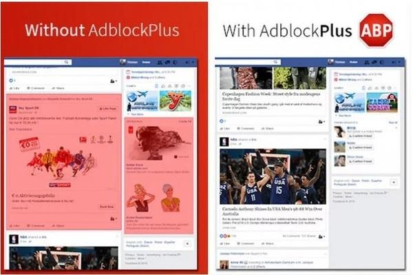 Adblock Plus представил очередное решение для блокировки рекламы в Facebook