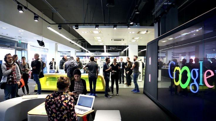 Google открыл первый фирменный магазин