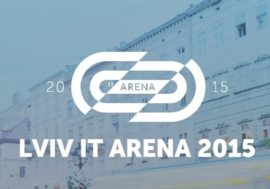 В начале октября во Львове состоится конференция Lviv IT Arena