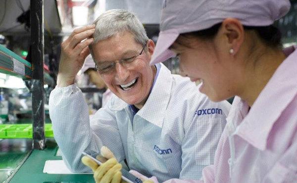 Apple рассчитывает на помощь Foxconn в продвижении на азиатских рынках