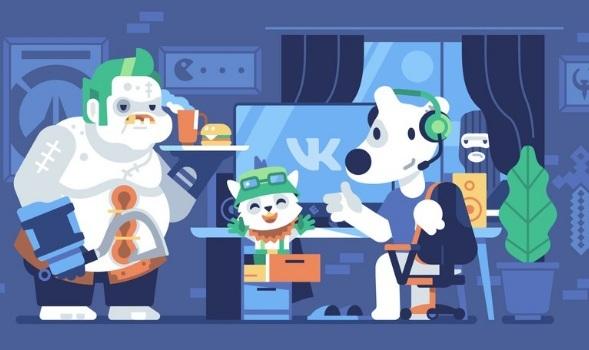 «ВКонтакте» запускает стриминговую платформу для геймеров