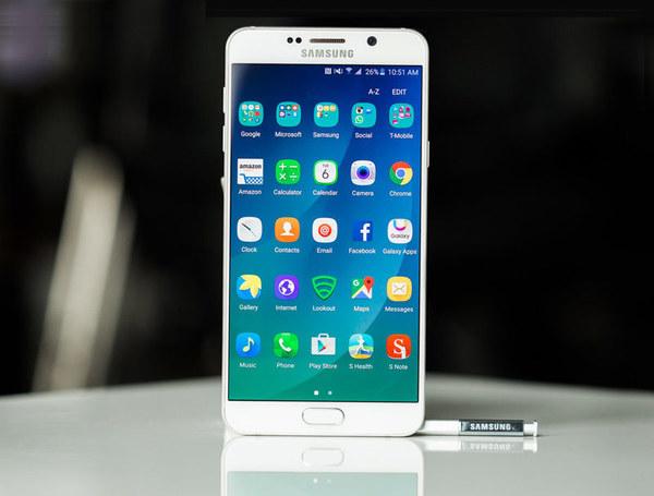Источники раскрыли характеристики нового Samsung Galaxy Note