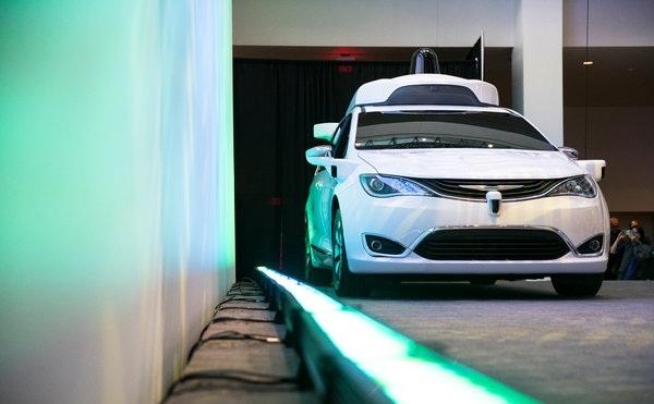 Такси-сервис Lyft будет использовать самоуправляемые автомобили Waymo
