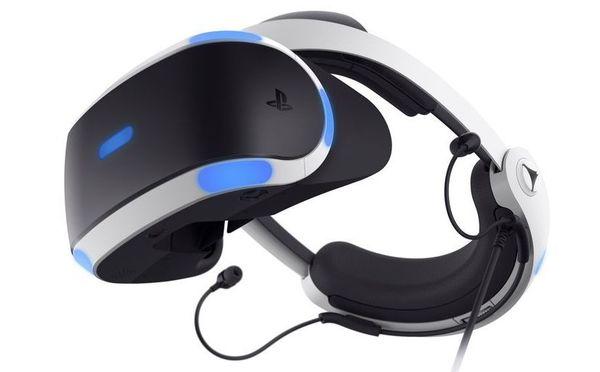 Sony подготовила обновленную версию гарнитуры PlayStation VR