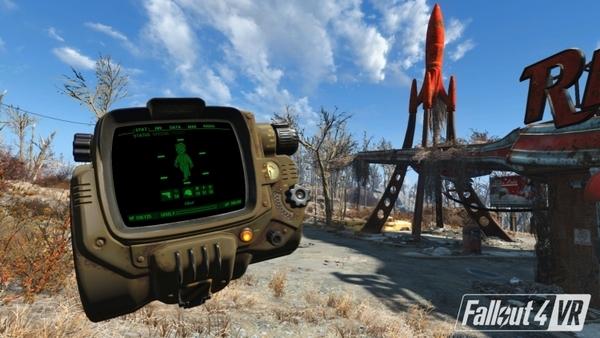 Bethesda показала Fallout 4 VR