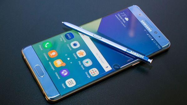 Отзыв Note 7 не привел к значительному ухудшению восприятия бренда Samsung