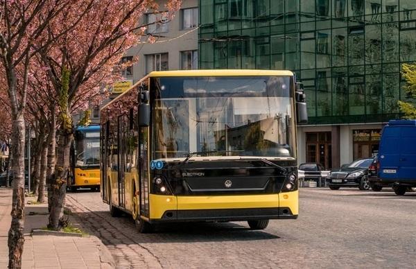 Одесса закупит 35 электробусов для городских маршрутов