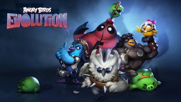 Rovio выпустила новых Angry Birds