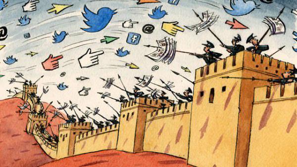 Китайские власти ждут возвращения Google, Facebook и Twitter в страну