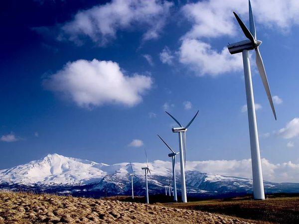 В Евросоюзе 17% электроэнергии добывается из возобновляемых источников