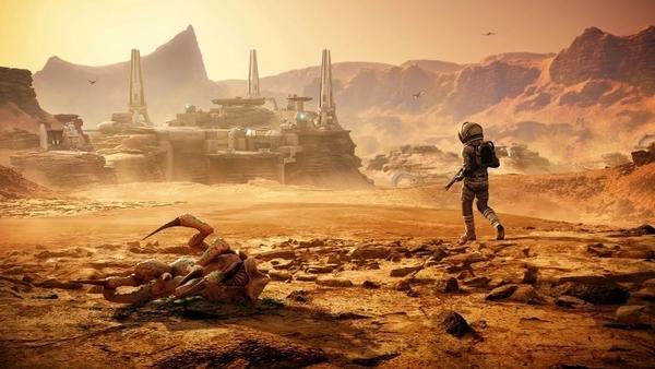 Дополнение к Far Cry 5 отправит игроков на Марс