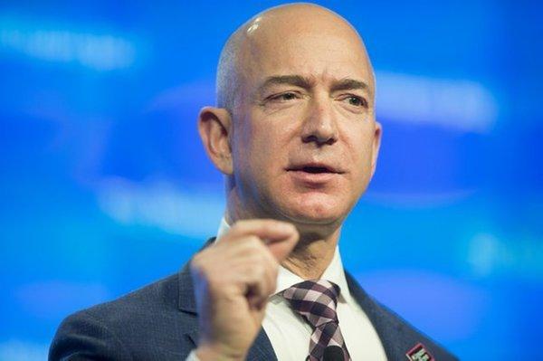 Состояние Джеффа Безоса выросло на $12 млрд после отчета об успешном квартале Amazon